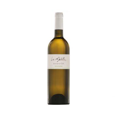 Un vin bien typé Roussanne ! Joli nez ouvert sur des notes beurrées et toastées. Arômes fins et délicats de fruits secs. Doté d'un bel équilibre, il saura vous séduire avec une bonne salade niçoise !